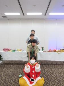 ベンチャー隊・ローバー隊 (2019年12月撮影)